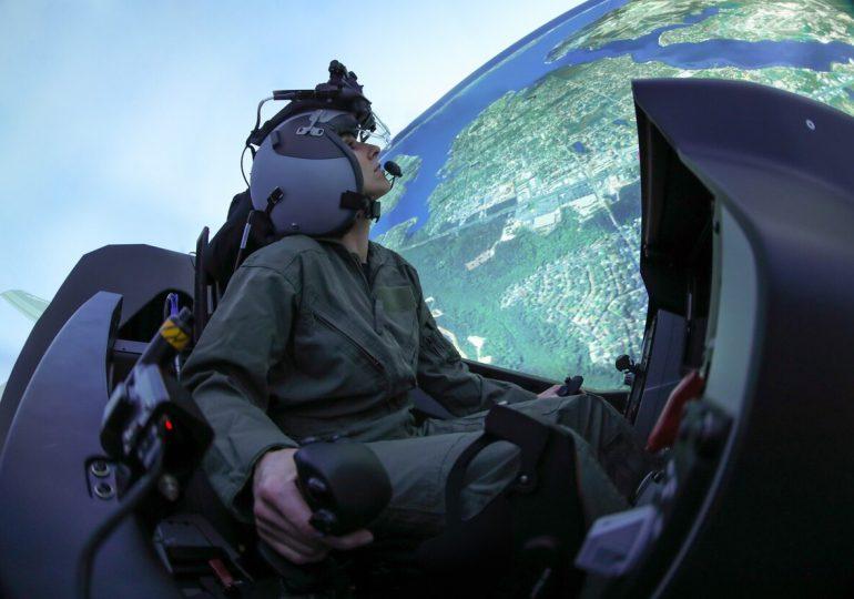 ТРЕНАЖЕРЫ F-35 теперь МОГУТ ОБЪЕДИНЯТЬСЯ С ДРУГИМИ ТРЕНАЖЕРАМИ ИСТРЕБИТЕЛЕЙ ДЛЯ ВИРТУАЛЬНОГО БОЯ