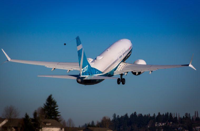 BOEING НАЧИНАЕТ СЕРТИФИКАЦИОННЫЕ ПОЛЕТЫ 737 MAX
