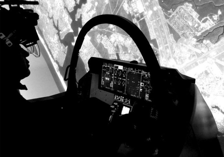 НОВАЯ УСТАНОВКА ДЛЯ АВСТРАЛИЙСКИХ ПРОЕКТОРОВ PROSIM ДЛЯ ТРЕНАЖЕРА (FMS) САМОЛЕТА F-35