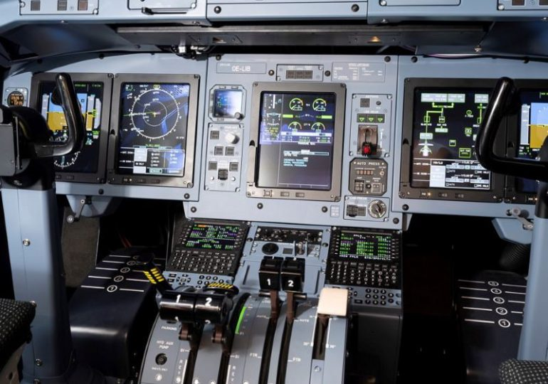"AXIS ПРЕДСТАВЛЯЕТ ТРЕНАЖЕР FFS КАТЕГОРИИ ""D"" ATR 72-600 FFS"