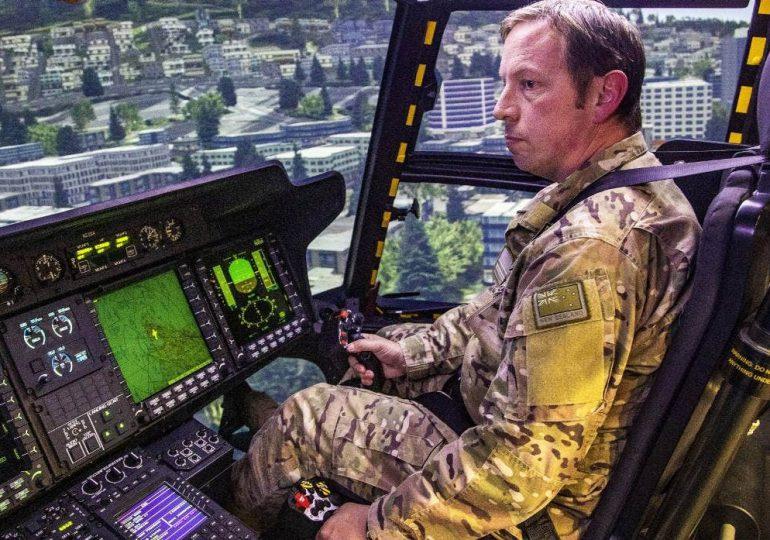 ТРЕНАЖЕР FFS NH90 НАЧАЛО ПРАКТИЧЕСКОГО ОБУЧЕНИЯ ПИЛОТОВ ВЕРТОЛЕТОВ ВВС США