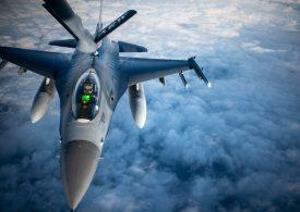 """АВИАБАЗА AVIANO ИТАЛИЯ, ПРАКТИКУЮТ """"ДОМИНАНТНОЕ ЦЕЛЕУКАЗАНИЕ """" F-16 ВБЛИЗИ ЧЕРНОГО МОРЯ"""