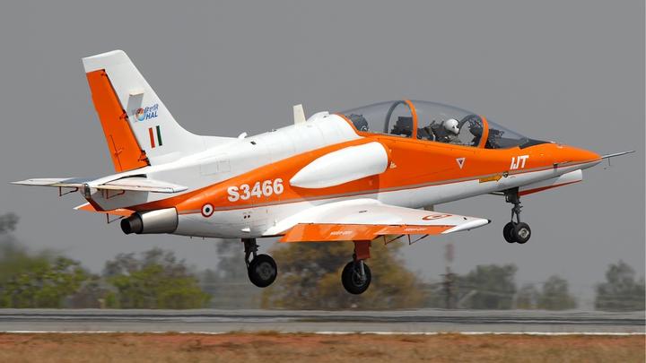 РОССИЙСКИЕ ДВИГАТЕЛИ ДЛЯ  УЧЕБНО-ТРЕНИРОВОЧНОГО САМОЛЕТА  ВВС ИНДИИ