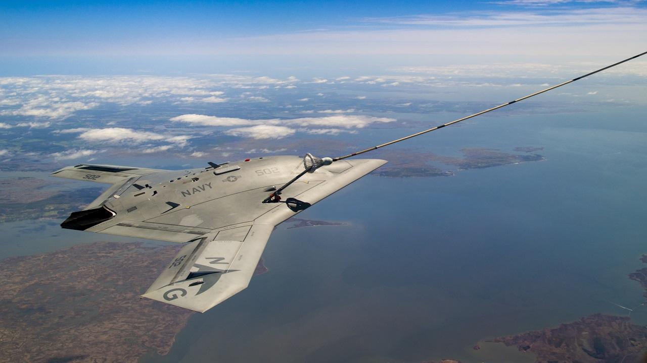 БЕСПИЛОТНАЯ БОЕВАЯ АВИАЦИОННАЯ СИСТЕМА X-47B (UCAS)